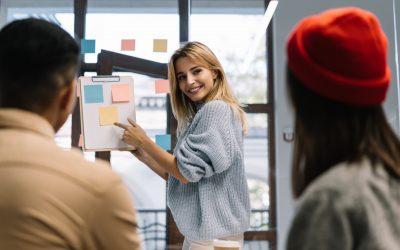 Prakya: A fresh approach to Agile Team Collaboration